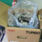 Garrett gyári új turbó, dobozban