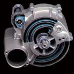 (G-töltő) Spirál kompresszor