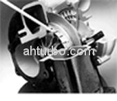 VNT Turbina alacsony fordulatszámú állása